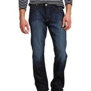 Hudson Mens 33 X 34 Buckley 5 Pkt Jeans